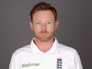 Ian Bell during an England portrait session in May 2015