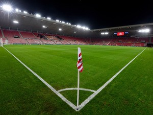 A general view of the stadium prior to kickoff during the Barclays Premier League match between Sunderland and Manchester City at The Stadium of Light on December 3, 2014
