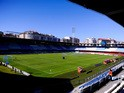 A general view of the Balaidos stadium ahead of a friendly match between RC Celta de Vigo and Southampton at Balaidos stadium on August 3, 2013