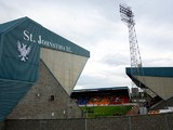 A general view of the ground before the UEFA Europa League third qualifying round second leg match between St Johnstone and FC Minsk at McDiarmid Park stadium on August 8, 2013