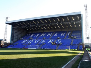 A general view of Prenton Park prior to the Sky Bet League Two match between Tranmere Rovers and Northampton Town at Prenton Park on December 28, 2014