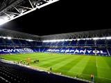 A general view of the Cornella-El Prat Stadium before the La Liga match between RCD Espanyol and Sevilla FC on August 30, 2014