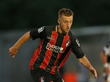 Mason Walsh of AFC Bournemouth in action during the Pre Season Friendly match between Salisbury City v AFC Bournemouth at the Raymond McEnhill Stadium on July 21, 2015