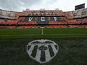 A general view of the stadium prior to the La Liga match between Valencia CF and Malaga CF at Estadi de Mestalla on August 29, 2014