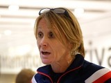 Paralympics GB chef de mission Penny Briscoe on March 17, 2014
