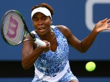 Venus Williams of the United States