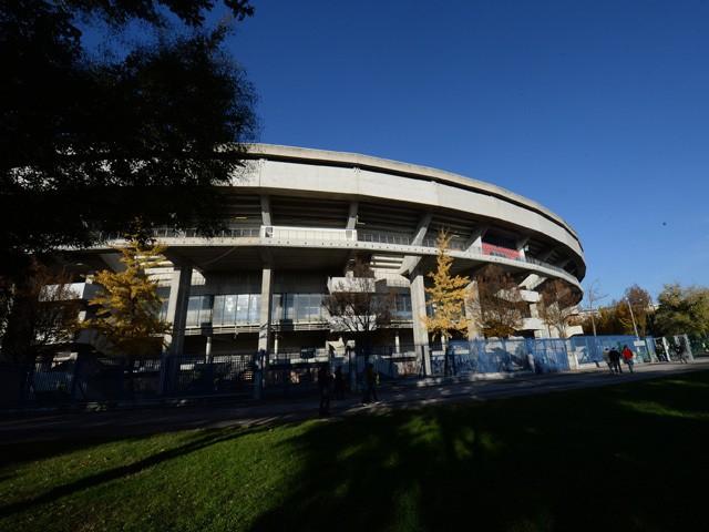 A general view to Stadio Marc'Antonio Bentegodi prior the Serie A match between AC Chievo Verona and AS Livorno Calcio at Stadio Marc'Antonio Bentegodi on December 1, 2013