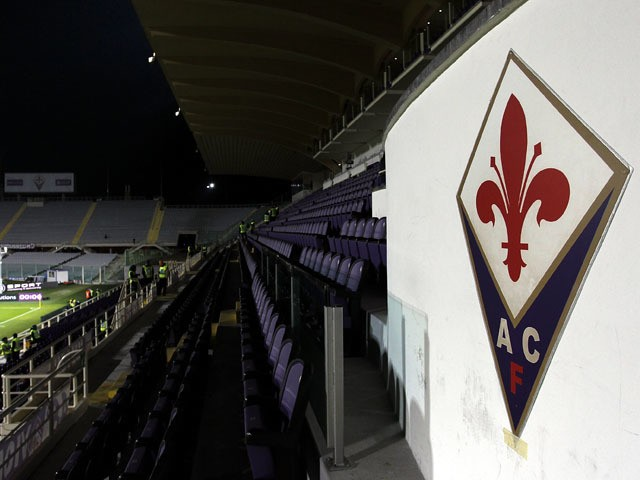 General view of Stadio Artemio Franchi before the UEFA Europa League group K match between ACF Fiorentina and FC Dinamo Minsk on December 11, 2014