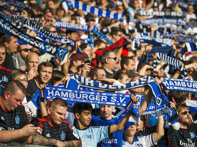 Hamburger Sv Sign Germany Under 21 Goalkeeper Julian