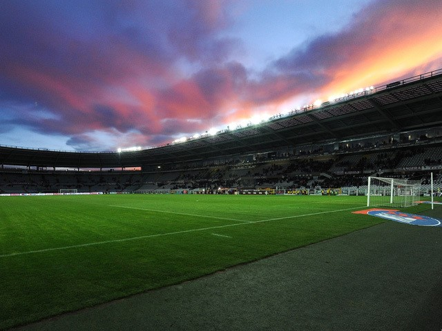A general view during the Serie A match between Torino FC and Calcio Catania at Stadio Olimpico di Torino on November 24, 2013