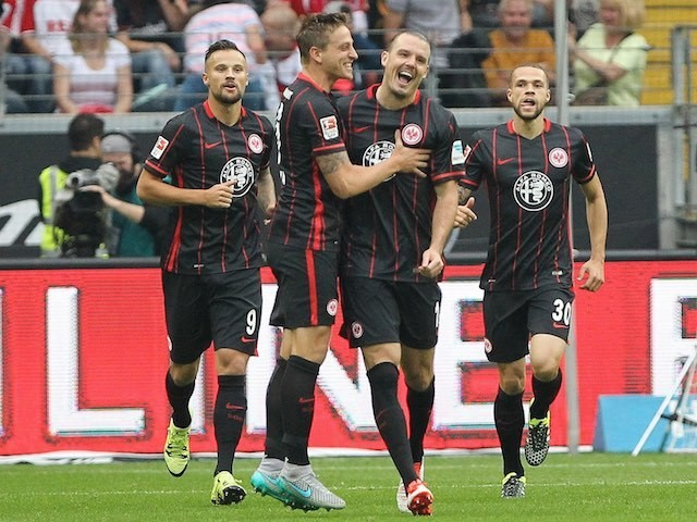 Result eintracht frankfurt thrash fc koln sports mole for Villa eintracht