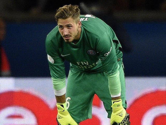 Kevin Trapp Haircut