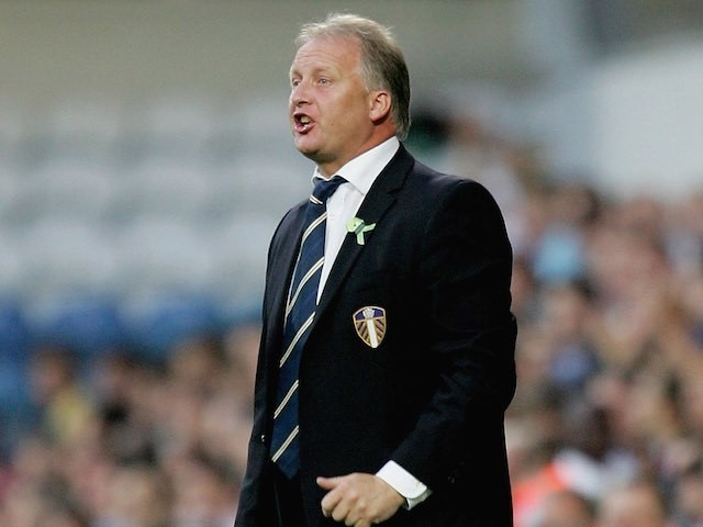 Leeds boss Kevin Blackwell on August 8, 2006