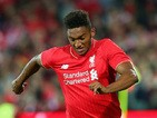 Joe Gomez of Liverpool FC looks to pass the ball during the international friendly match between Adelaide United and Liverpool FC at Adelaide Oval on July 20, 2015