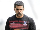 Julian Speroni during the Crystal Palace FC training session at Cape Town Stadium on July 23, 2015