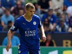 Marc Albrighton in action during the Barclays Premier League match between Leicester City and Sunderland at The King Power Stadium on August 8, 2015