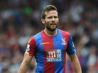 Yohan Cabaye of Palace in action during the Barclays Premier League match between Crystal Palace and Arsenal on August 16, 2015