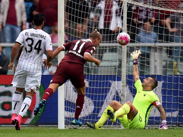 Result: Nine-man Torino edge past Palermo