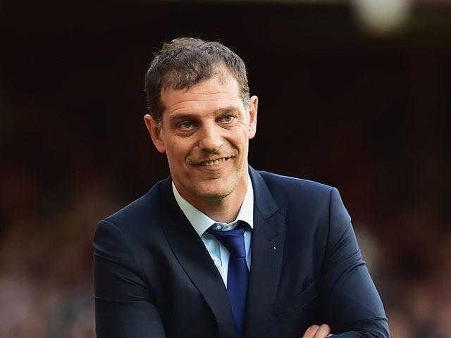 Slaven Bilic manager of West Ham United looks on during the Barclays Premier League match between West Ham United and Norwich City at the Boleyn Ground on September 26, 2015
