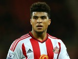 Sunderland's DeAndre Yedlin looks on during the Capital One Cup Third Round match between Sunderland and Manchester City at The Stadium of Light on September 22, 2015 in Sunderland, England