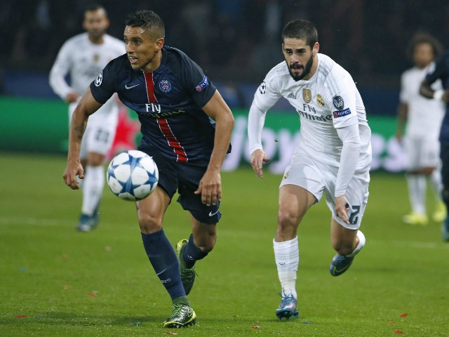 result paris saint germain real madrid play out stalemate sports mole. Black Bedroom Furniture Sets. Home Design Ideas