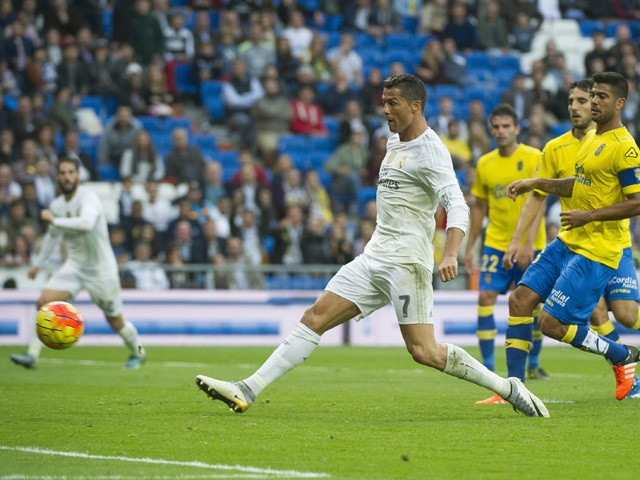 Image result for Real Madrid Las Palmas
