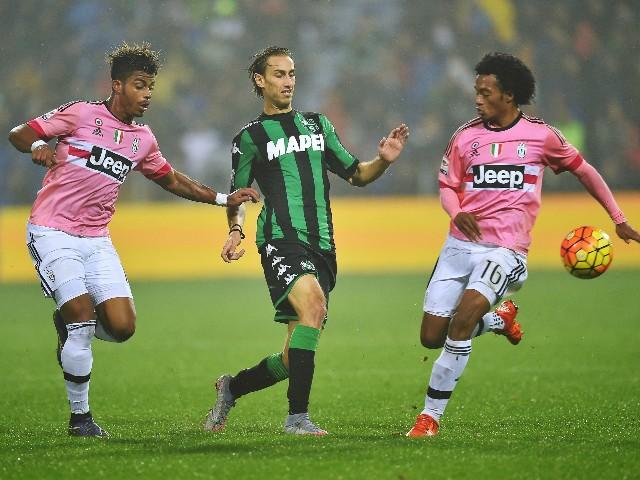 Sassuolo–Juventus: Result: Nicola Sansone Strike Sinks 10-man Juventus At
