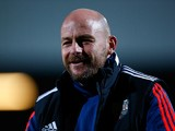 Lee Carsley, Manager of Brentford looks on during the Sky Bet Championship match between Brentford and Hull City on November 3, 2015
