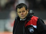 Bristol City Manager Steve Cotterill during the Sky Bet Championship match between Bristol City and Wolverhampton Wanderers at Ashton Gate on November 3, 2015