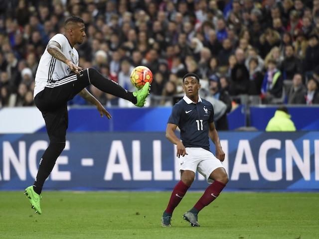 France vs Germany Euro 2016 Semi Final