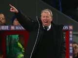 Steve McClaren manager of Newcastle United gestures during the Barclays Premier League match between Crystal Palace and Newcastle United at Selhurst Park on November 28, 2015