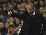 Newcastle United's English head coach Steve McClaren gestures from the touchline during the English Premier League football match between Tottenham Hotspur and Newcastle United at White Hart Lane in north London on December 13, 2015