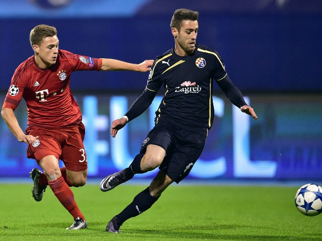 Dinamo Zagreb Bayern