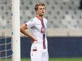 Patrick Bamford in action for Crystal Palace on July 24, 2015