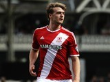 Patrick Bamford in action for Middlesbrough on April 25, 2015