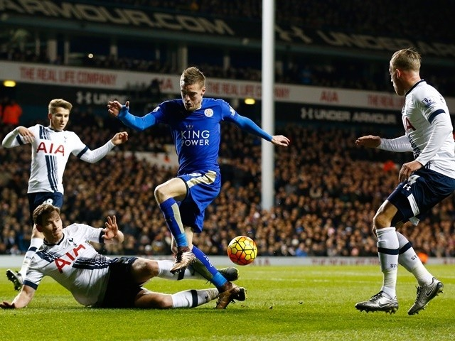 Tottenham Vs Leicester: Live Commentary: Tottenham Hotspur 0-1 Leicester City