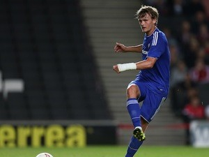 Chelsea midfielder John Swift in action on August 3, 2015