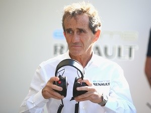 Alain Prost pictured on June 27, 2015