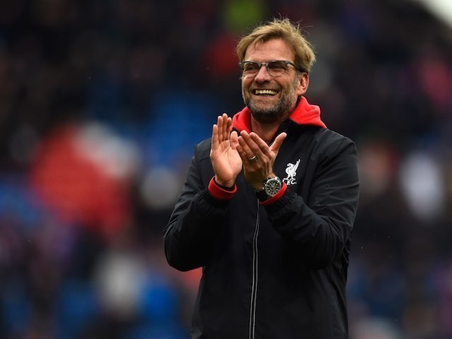 Klopp finds optimistic view for Liverpool's missed chances