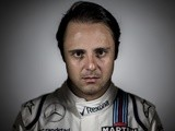 Felipe Massa of Williams poses for a portrait during day one of F1 winter testing at Circuit de Catalunya on March 1, 2016