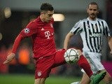 Robert Lewandowski in action during the Champions League round-of-16 second leg between Bayern Munich and Juventus on March 16, 2016