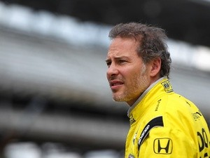 Jacques Villeneuve pictured on May 17, 2014