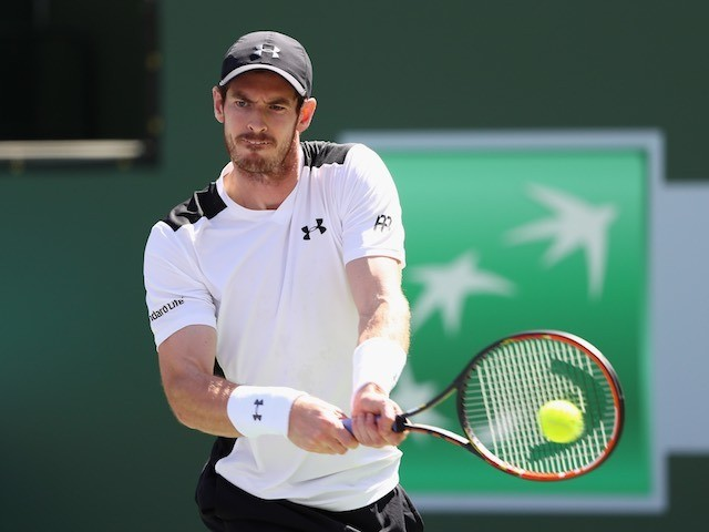 Andy Murray exits Indian Wells to Federico Delbonis