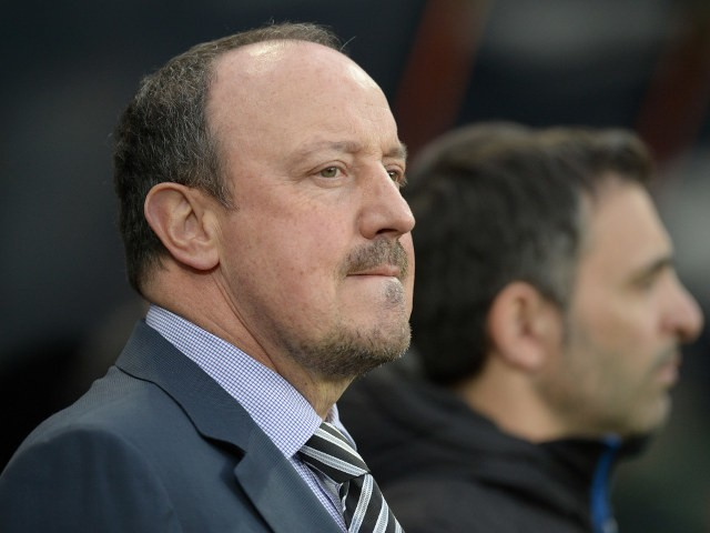 Newcastle United manager Rafael Benitez dreams of Istanbul ahead of his side's Premier League meeting with Manchester City on April 19, 2016