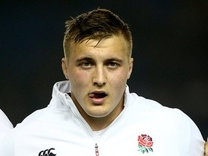 Jack Walker of England during the Under-20 Six Nations Championship match against France U20s at The Amex Stadium on March 20, 2015