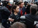 Eva Carneiro leaves Croydon Employment Tribunal on June 7, 2016