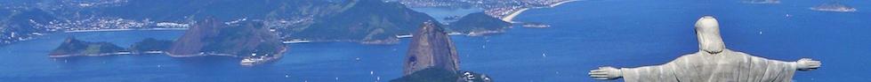 Rio skyline WITH CHRIST (test)