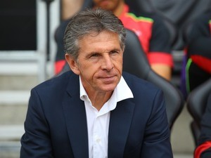 Southampton manager Claude Puel on August 27, 2016