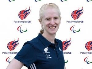 ParalympicsGB triathlete Alison Patrick