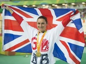 Sarah Storey wins gold for ParalympicsGB in Rio de Janeiro on September 8, 2016